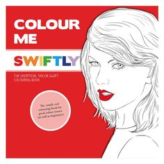 Color Me Swiftly Coloring Book