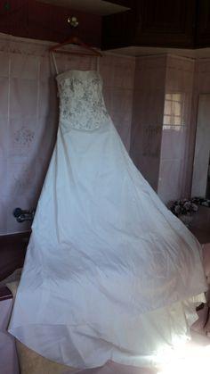 Robe de mariée Pronuptia t40 d'occasion