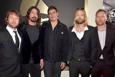 Foo Fighters Grammys 2016