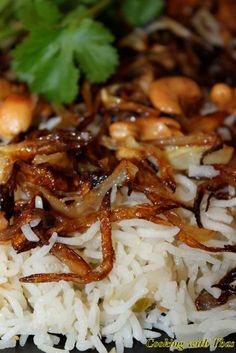 Ethnic rice cooker recipes from indian curry to jamaican dishes easy ghee rice recipe or ney choru malabar kerala gheerice cooking with thas forumfinder Image collections