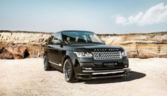 Download Wallpaper Car Range Rover Vogue 2014