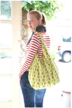 Big Easy Sling ~ from sew what you love book ~tanyawhelan