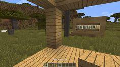 Como hacer casa Facil en minecraft #1 - http://cryptblizz.com/como-se-hace/como-hacer-casa-facil-en-minecraft-1/