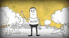 Animação - O Homem Capitalista   Excelente animação com encenação da realidade vivida pelo homem no planeta. As ações dentro do sistema capitalista.