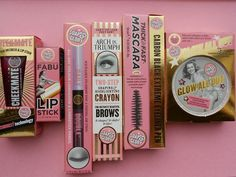 Vintage packaging. How fun and so nice
