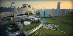 Taichung City Cultural Center Entry by Architecton | Gallery | Archinect