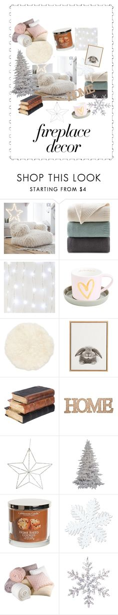 """""""Untitled #145"""" by mikakivi ❤ liked on Polyvore featuring interior, interiors, interior design, home, home decor, interior decorating, PBteen, Ink & Ivy and Home Essentials"""