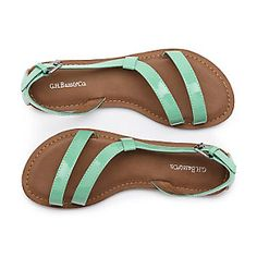 Summer sandals in all different colors [ NYWholesale.com ] #fashion