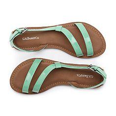 JANE SANDAL » I LOVE these!