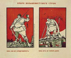 Posters from the Russian Revolution & Civil War