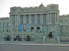 The Library of Congress. I went to school there! Bam!--yep :D