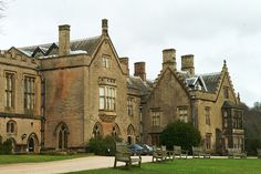 Newstead Abbey Nottingham, England