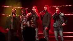 Home Free CD Release Concert for Timeless at the Pantages Theatre in MN ...