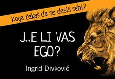 Jebe li vas ego? Knjiga