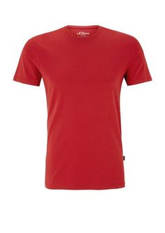 S.OLIVER PREMIUM Schmales superstretch T Shirt