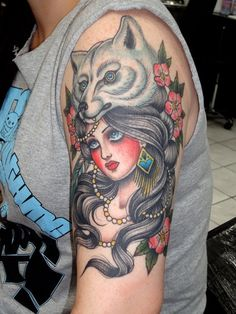 Funny Tattoos for Women (12)