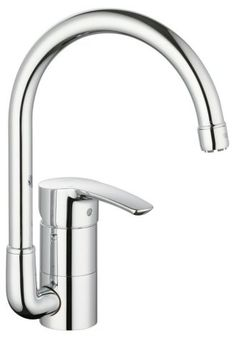 Eurostyle Series Single Handle Kitchen Faucet (Click to Enlarge)