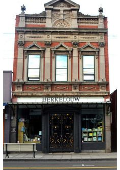 The Berkelouw Bookshop (shown), built in 1885, is one fine example of the abundant Victorian buildings. The shop is well worth a visit, as it stocks one of the most comprehensive collections of interior design and architectural books in Melbourne.   by Elements of Style