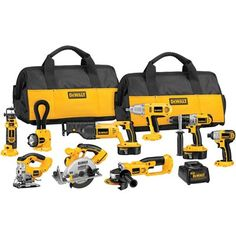 #Lowes_Canada: $699 or 42% Off: [lowes][Lowe's]dewalt 9 tool 629 original1199 hothot http://www.lavahotdeals.com/ca/cheap/loweslowesdewalt-9-tool-629-original1199-hothot/110971