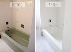 To Spray or Not to Spray...A Bathtub that Is   The Caldwell Project