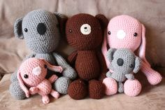 1000+ images about Amigurumi oz animals on Pinterest ...