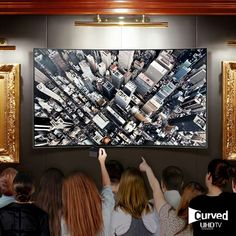 Samsung Ultra HD Curved TV 4K Television