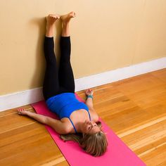 Before-Bed Yoga Sequence