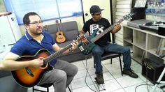 A Made of Stone - Evandro Broukers - The Stone Roses - Bass