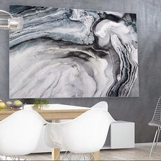 Neutral tones to start the week. I painted Marble Coast last year. Perhaps it's time to creat...