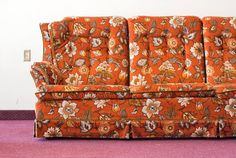 1970s couch