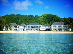 """The Destination  """"In many ways,"""" Frommer's writes, """"Rarotonga is a miniature Tahiti."""" Indeed, on this New Zealand-affiliated island in the South Pacific, you'll be surrounded by the lush vegetation, w..."""