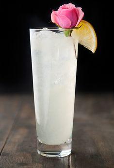 rose water lemonade recipe | use real butter
