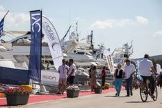 The Greek fleet of motor yachts, mono-hull sailing vessels, and catamarans of every size are abundant and decidedly chic. Motor Yacht, Catamaran, New England, Caribbean, Sailing, Greek, Candle, Boating