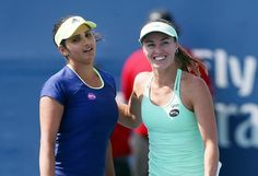 Well done Sania Good Luck for the Women's Double finals of US Open 2015