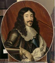 Louis XIII, roi de France (1601-1643) -  Philippe de Champaigne -