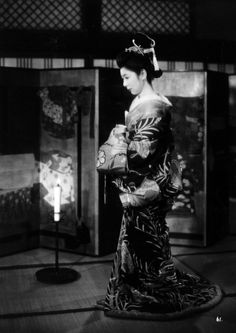 The Life of Oharu (1952) Saikaku ichidai onna 西鶴一代女 / 溝口健二 田中絹代 浮世草子