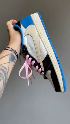ovrnundr.io on Instagram: Travis Scott x Fragment x Nike Jordan 1 Low Video: @wideawakearthquake