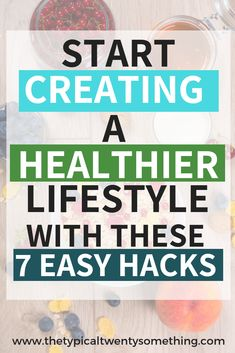 Healthy lifestyle hacks, live a healthier lifestyle this year with the tips that i personally use to get healthy and stay fit, and feeling great! Healthy Lifestyle Motivation, Healthy Lifestyle Tips, Healthy Living Tips, Healthy Habits, Healthy Tips, Lifestyle Group, Healthy Quotes, Daily Motivation, Get Healthy