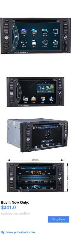 Car Audio Video And GPS: Car Dvd Player Audio Rds Ipod Radio Gps Navigation For Toyota Scion Tc 2005-2011 BUY IT NOW ONLY: $341.0 #priceabateCarAudioVideoAndGPS OR #priceabate