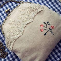 Lace vintage gold messenger bag diy kit material mouth of gold metal frame handbags women handbags messenger bags handbags