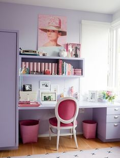 cool-and-cute-office-in-closet-ideas