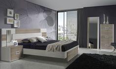 Dormitorios CLYDE