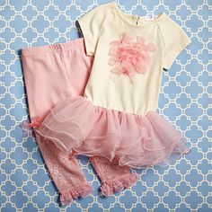Take a look at the Oh-So Pretty: Girls' Apparel event on zulily today!