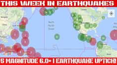 Earthquake Report | June 26, 2016 | 1,892 Quakes | Ring of Fire Unrest |...