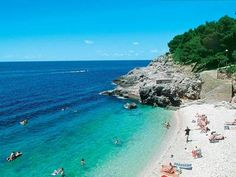Pula, Croatia. My family used to go here all the time when I was young. :)