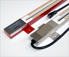 """Our Heating Trays have been exclusively designed to give constant professional bends while working with all types of thermoplastic materials. They are essentially used for straight line bends or folds and are capable of heating up to 1/2"""" thick material. 120 volt trays come with standard 120 volt pigtail and are ready for operation. Maximium operating temperature is 800ºf. 240 volt Free-Standing Heater also available as 4' (FS-48) only."""