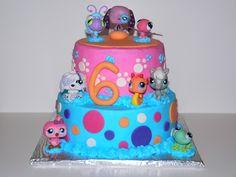 *Little Pet Shop Birthday Cake