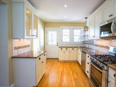 SoPo Cottage: Before & After: The Owner's Kitchen