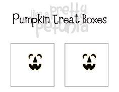 Halloween 1, Halloween Trick Or Treat, Petunias, Happy Birthday, Pumpkin, Treats, Boxes, Trick Or Treat, Happy Brithday