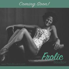 Coming Soon! Frolic Boudoir, a Luck Photography venture. Based In Burlington, NC. Serving Burlington, Graham, Mebane, Saxapahaw, Greensboro, Durham, Alamance, and surrounding Piedmont NC areas.